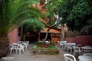 Jardín de la coctelería