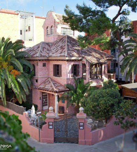 Coctelería Torre Rosa de Barcelona