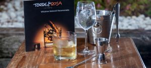 Carta whiskys Torre Rosa