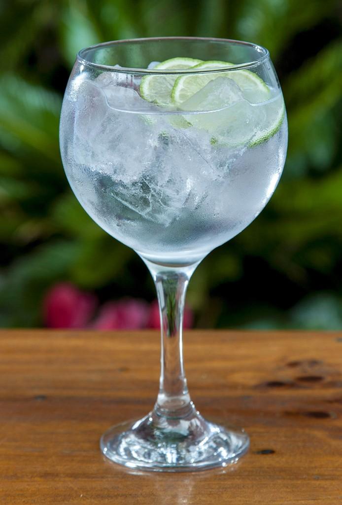 gin-tonic Bombay Sapphire