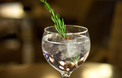 Gin tonics espectaculares