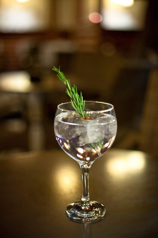 Gin tonics espectaculares