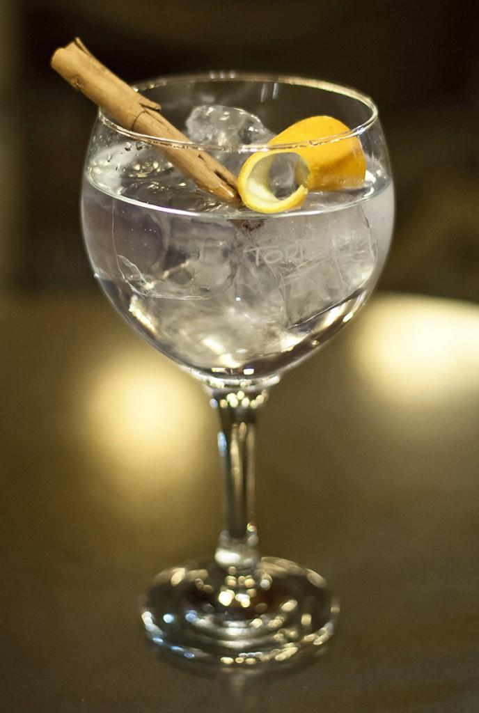 gin-tonic Citadelle