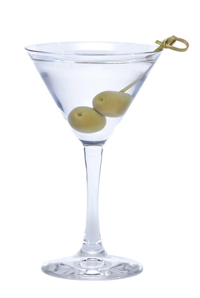 Cóctel Dry Martini