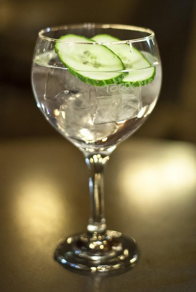 gin-tonic Hendricks