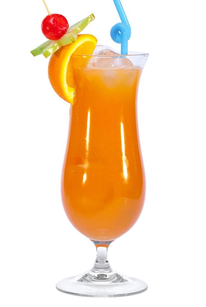 Cóctel mango chango