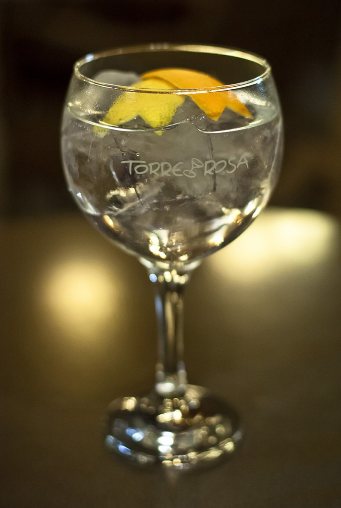 gin-tonic The Botanical's