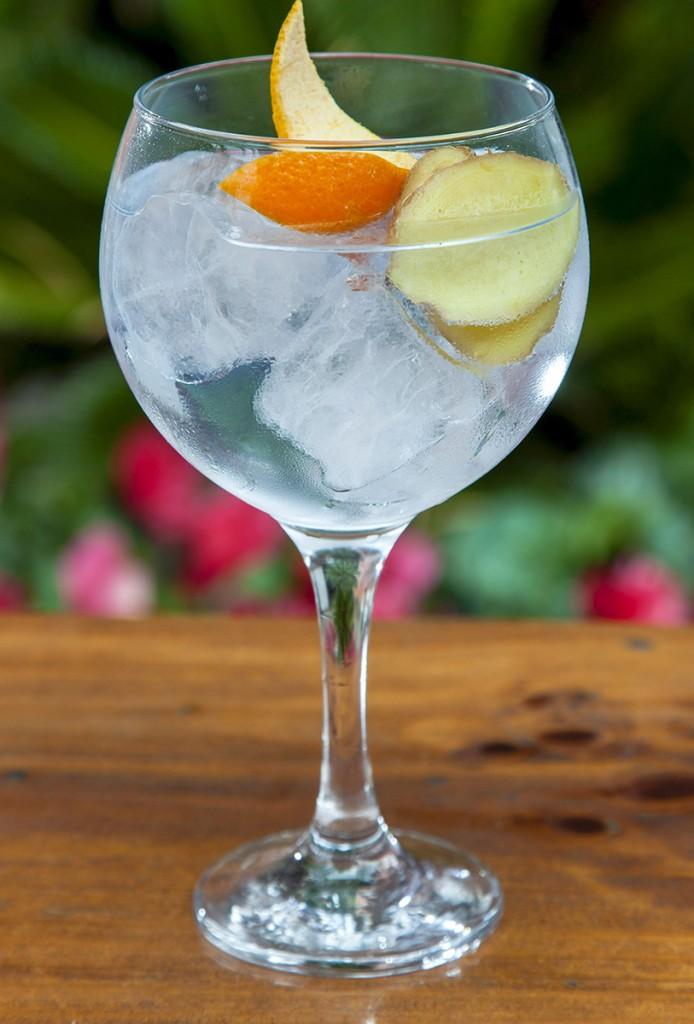 gin-tonic Martin Miller's