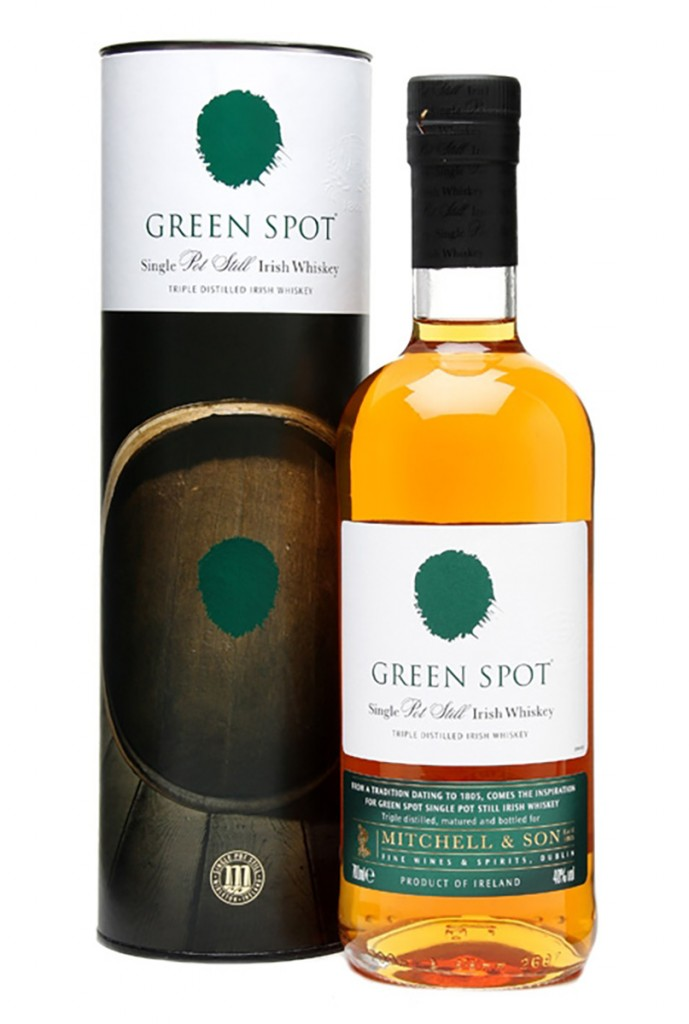 Whisky Green Spot