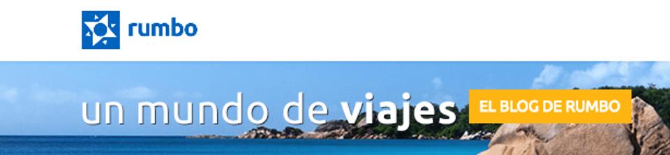 Blog Rumbo viajes