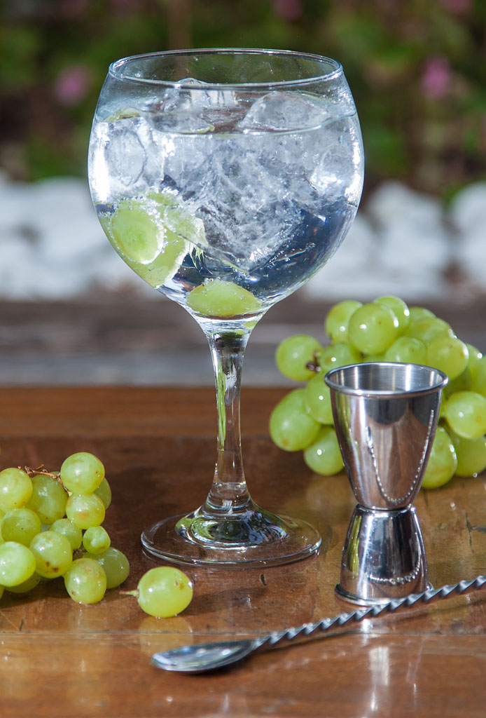 gin-tonic G'Vine Floraison