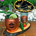 Mexican Mule, cocktail of the month