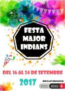 Festa Major Indians