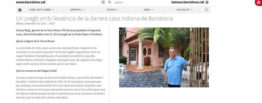 Entrevista a Carles Reig
