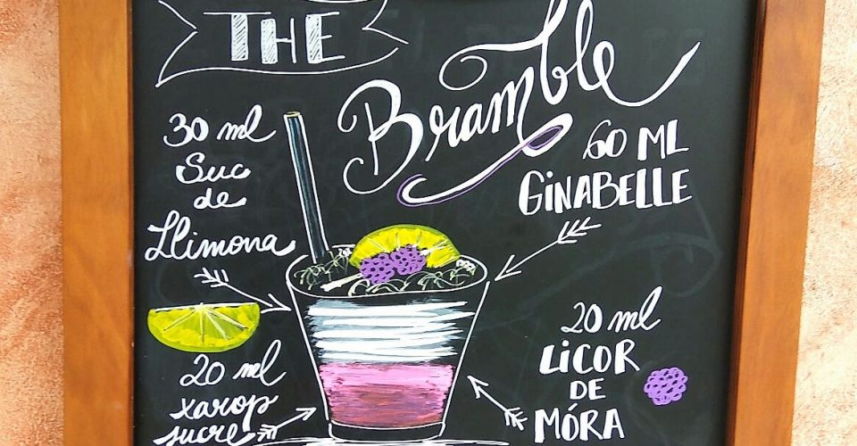 Blackboard Bramble