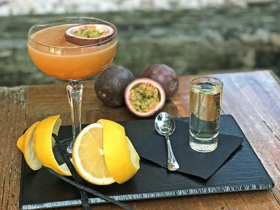 Cóctel Pornstar Martini