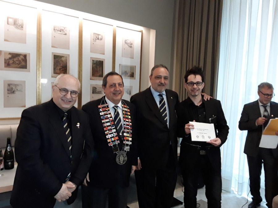 Julio Montero Concurso Conctelería Catalunya 2018