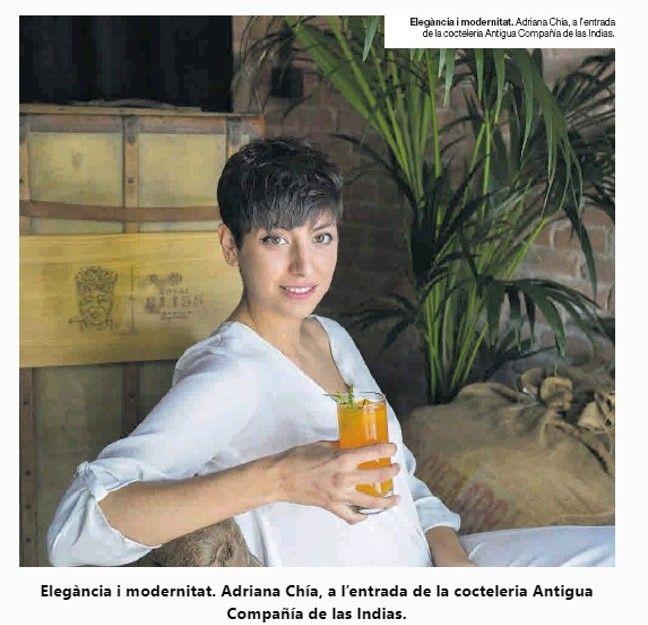 Adriana Chia-Coctel Torre Rosa