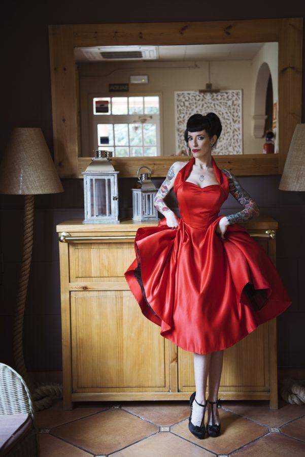 Moda de los 50 en la coctelería Torre Rosa