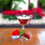 Christmas Candy, cocktail of the month