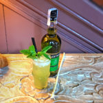 Chartreuse Swizzle, cocktail of the month