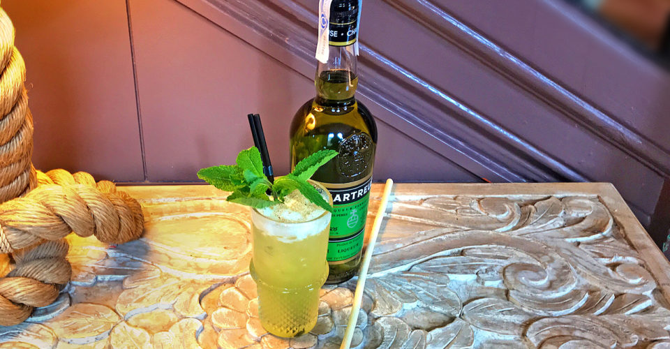 Chartreuse Swizzle 06