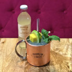 Mango Moscow Mule, the cocktail of the month of July