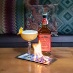 My Jack is on fire is the cocktail of the month of november