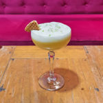Lemon Pie-Tini cocktail of the month of January