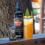 Palm Beach, cocktail of the month of August