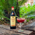 ROSEMARY CRUSH, the cocktail of the month of September
