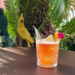 Jungle Bird, the cocktail of the month of October